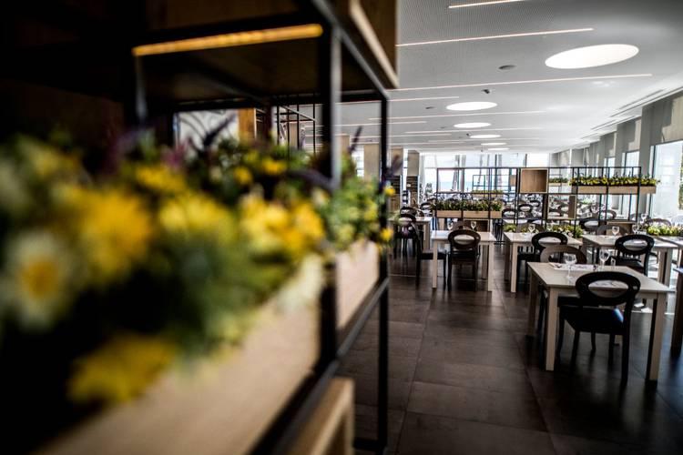 Restaurant hôtel cap negret altea, alicante