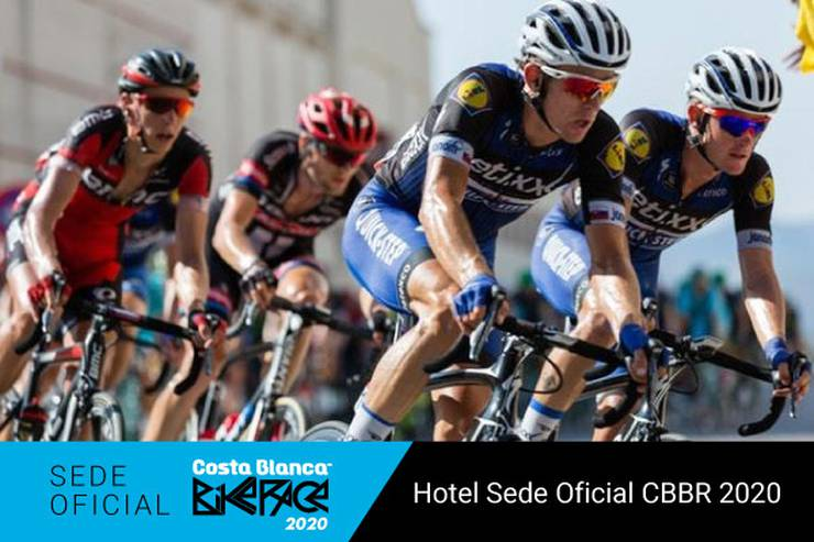 Costa blanca bike race package hôtel cap negret altea, alicante
