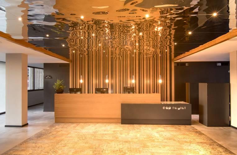 Hall Hôtel Cap Negret Altea, Alicante