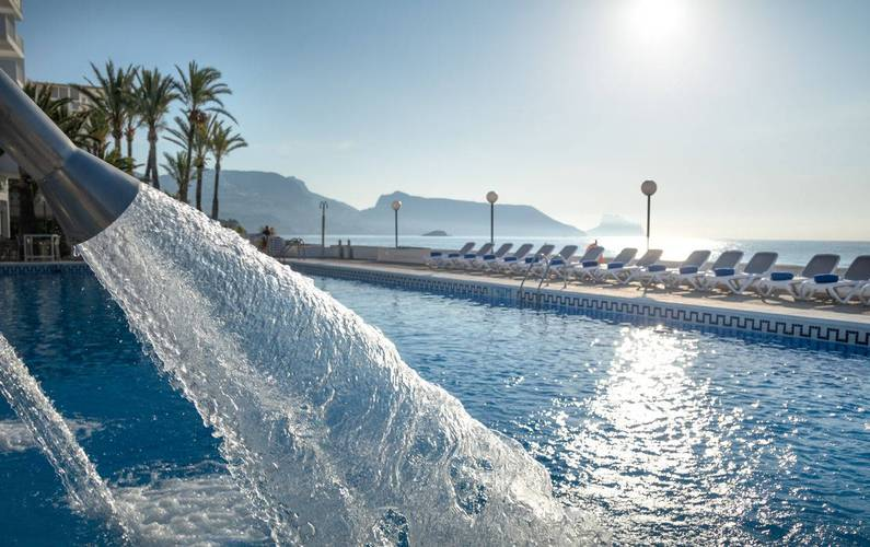 Piscine Hôtel Cap Negret Altea, Alicante
