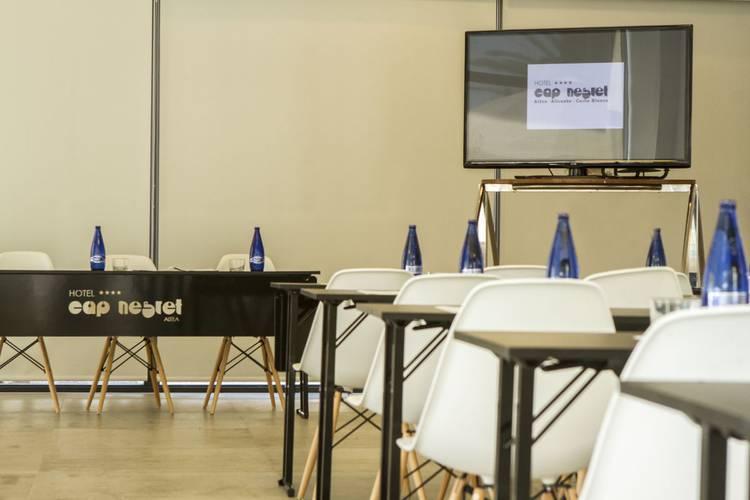Salle de réunion Hôtel Cap Negret Altea, Alicante