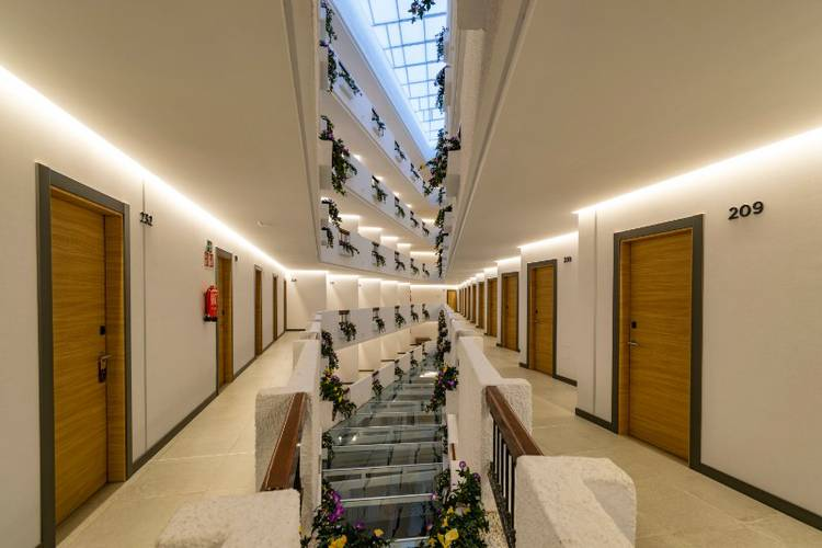 Zones communs Hôtel Cap Negret Altea, Alicante