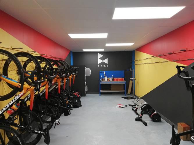 Installations sportives hôtel cap negret altea, alicante