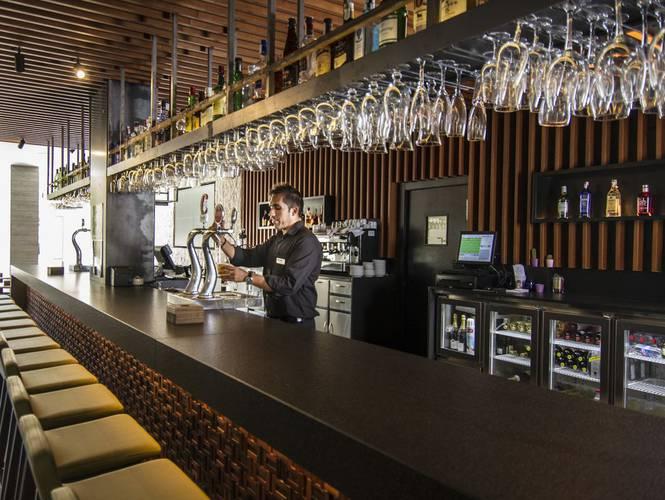 Bar Hôtel Cap Negret Altea, Alicante