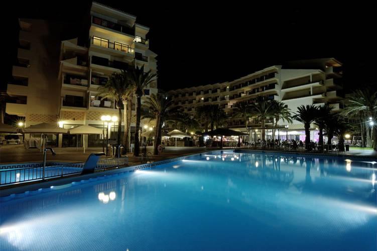 Piscine extérieure Hôtel Cap Negret Altea, Alicante