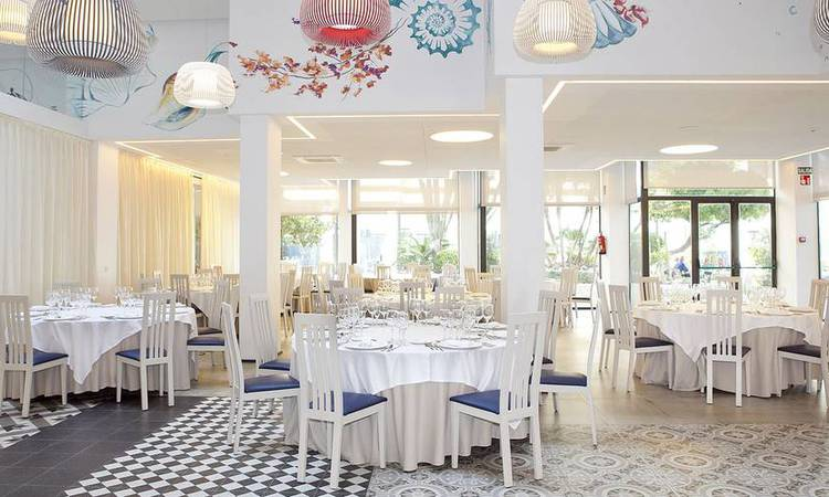 SALON MÉDITERRANÉEN Hôtel Cap Negret Altea, Alicante