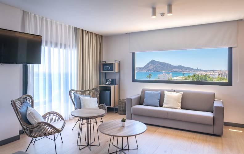 Chambre Hôtel Cap Negret Altea, Alicante