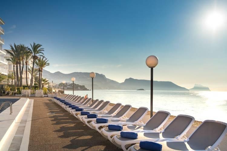 Extérieur Hôtel Cap Negret Altea, Alicante