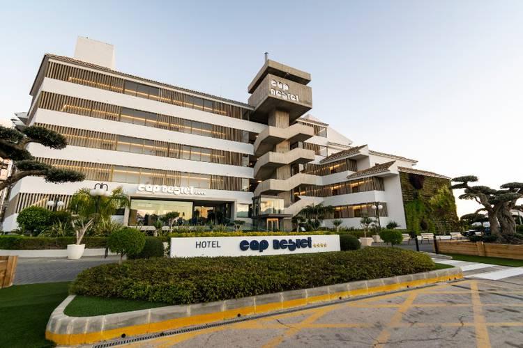 Façade Hôtel Cap Negret Altea, Alicante